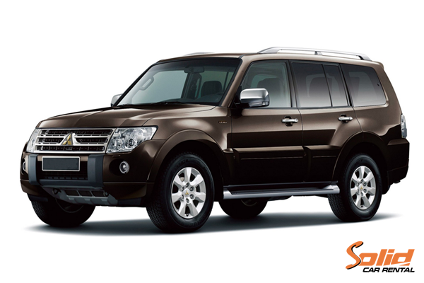 Premium SUV Car Rental Costa Rica