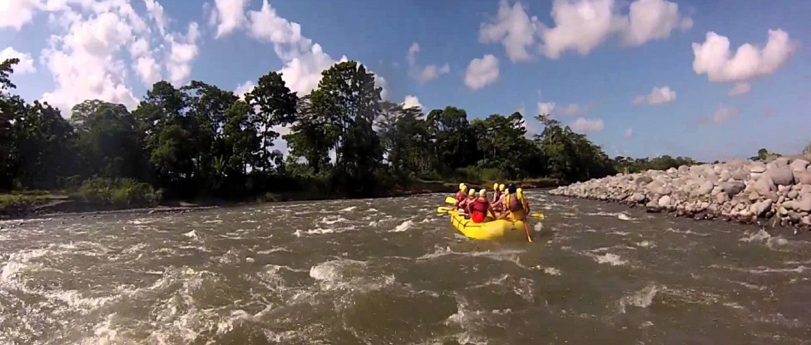Reventazón River