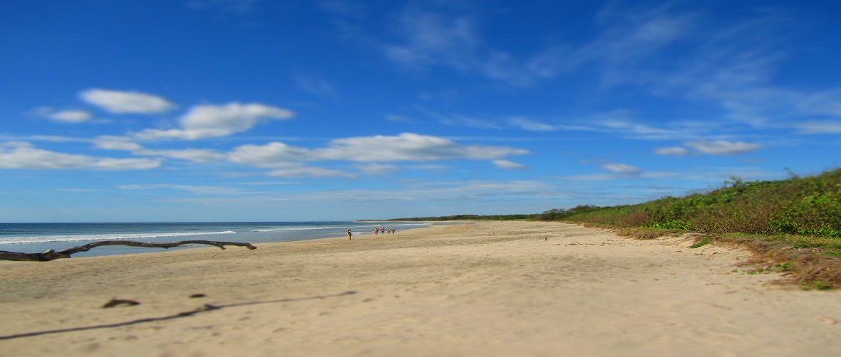 Playa Avellanas, paradise