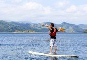 Paddle boarding, Costa Rica