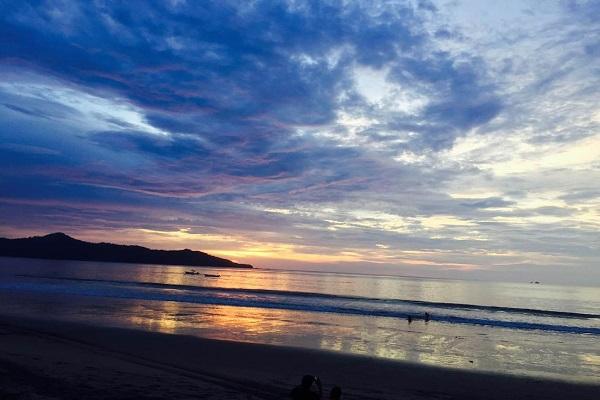 Atardecer -Playa Brasilito