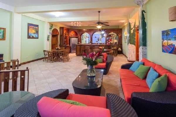 Dominical villa rental