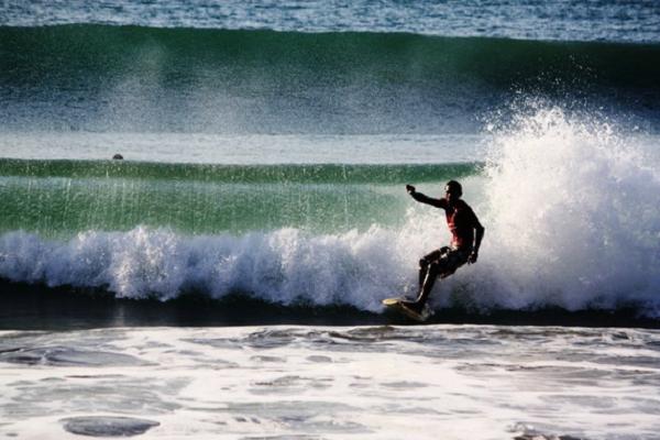 Playa Brasilito Surfing