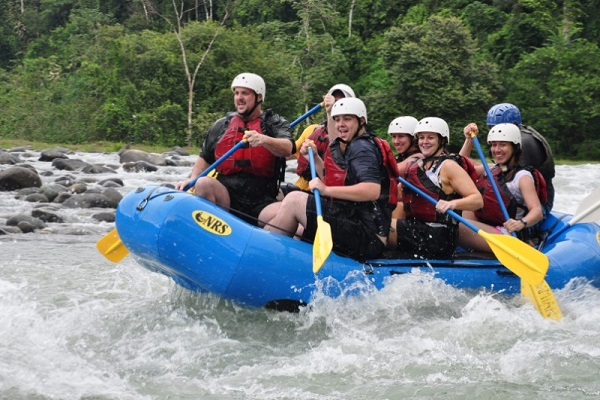 Savegre-Water-Rafting