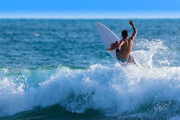 Campeonato surf Costa Rica