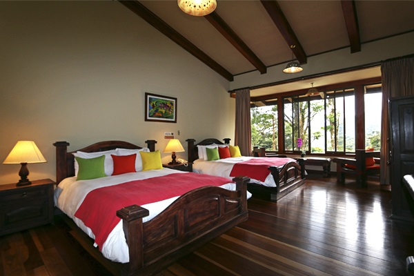 Mountain suites hotel