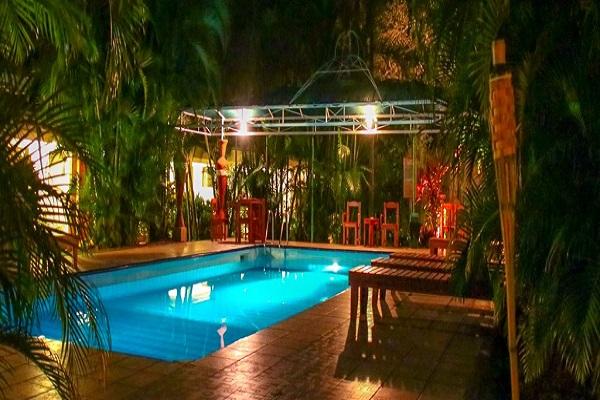 Hotel La Rosa de America-pool