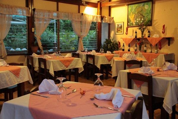 Hotel La Rosa de America- restaurant