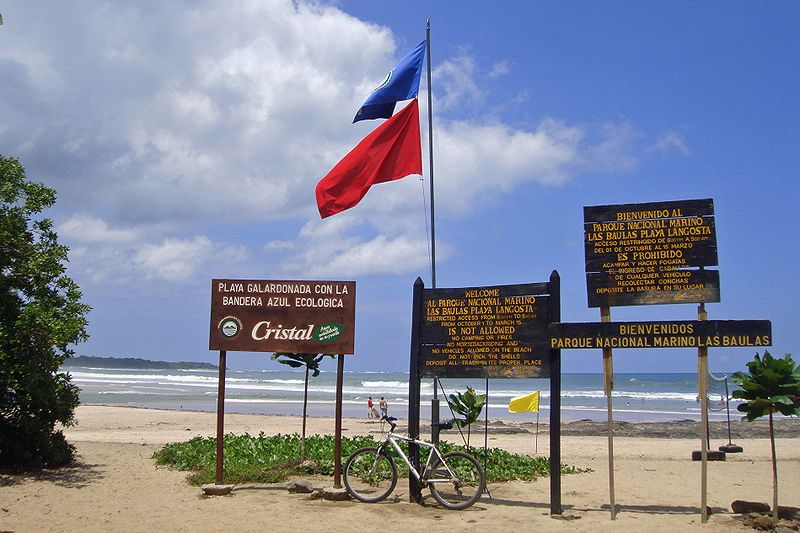 aulas National Marine Park Costa Rica