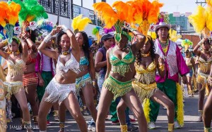 Carnavales Limon Costa Rica