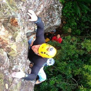 Escalando Cerro Pico Blanco