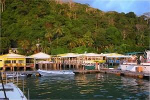 Banana Bay Marina, Golfito