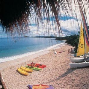 Conchal Beach, water activities