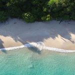Costa Rica, Conchal beach