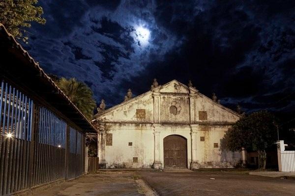 Ermita de la agonía, Liberia