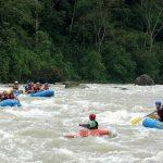 Rafting- savegre