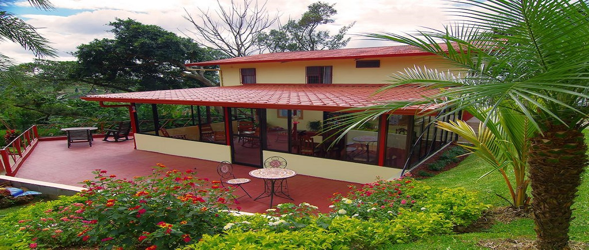 Hotel Mango, exterior